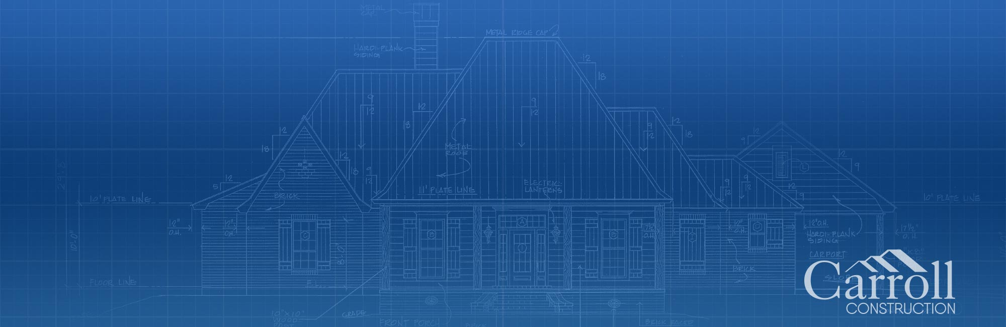 Blueprint slider background carroll construction a louisiana we can build on your lot or land malvernweather Gallery